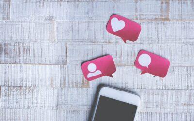Social media zorgen voor veel zakelijke verandering